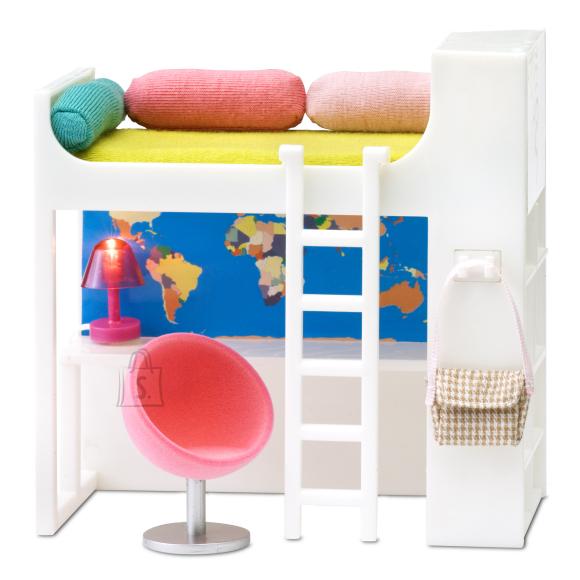 Lundby nukumaja Småland laste magamistoa mööbel