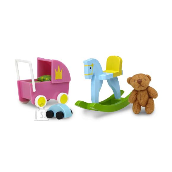 Lundby nukumaja Småland mänguasjad