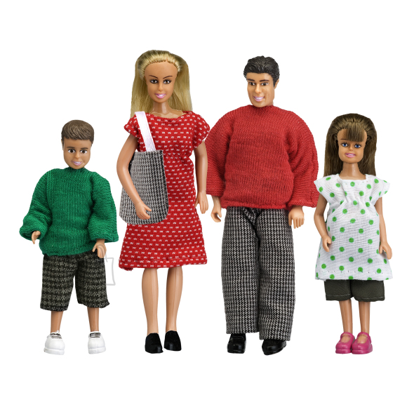 Micki nuku perekond Småland
