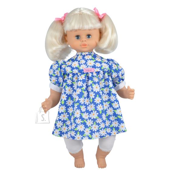 Rääkiv nukk Kristiina kleidiga 45 cm