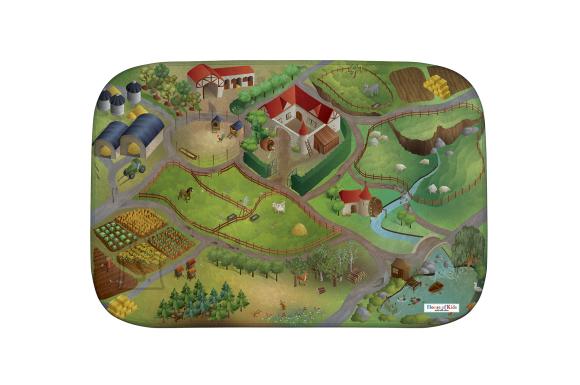 Mängumatt Farm, Pehme 70x95
