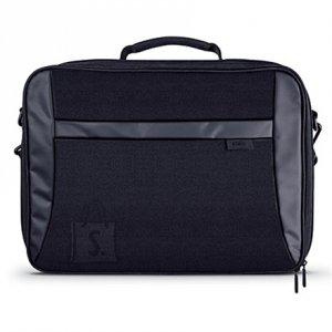 "ACME Sülearvuti kott,16"" must, nailon"