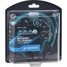 Sennheiser Sennheiser PC8 kõrvaklapid mikrofoniga, USB
