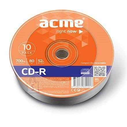 ACME ACME CD-R 700MB/52X 10torn