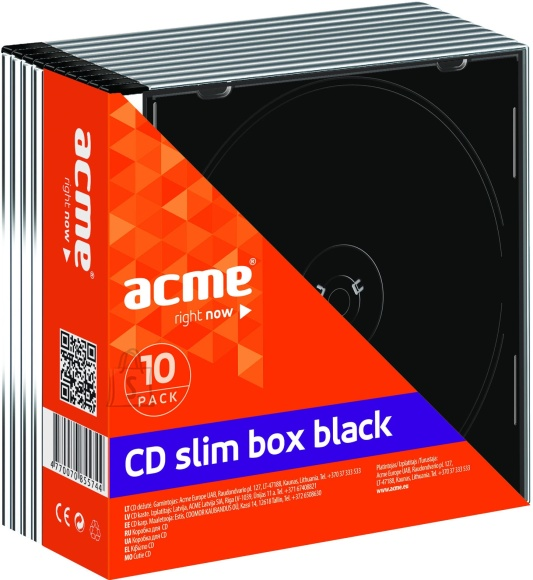 ACME ACME CD-karp must slim 10-pakk