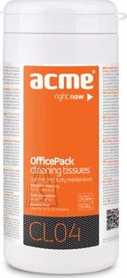 ACME ACME TFT ekraanipuhastuslapid 50+50 purgis EOL