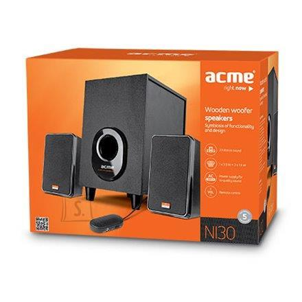 ACME ACME NI-30 Kõlarid bass+2 kõlarit 2.1