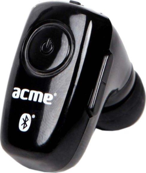 ACME ACME BH01 Bluetooth- peakomplekt, 3h kõneaeg 100h ooteaeg EOL