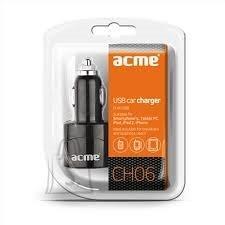 ACME ACME CH06 USB autolaadija 2x 5V/2.1A EOL