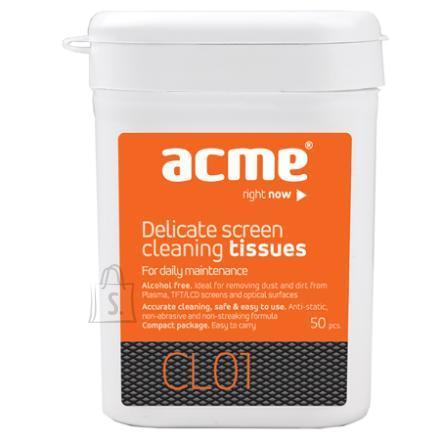 ACME ACME TFT/LCD puhastuslapid ekraanile 50tk topsis