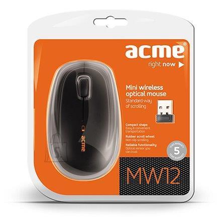 ACME ACME MW12 juhtmevaba mini-hiir, USB