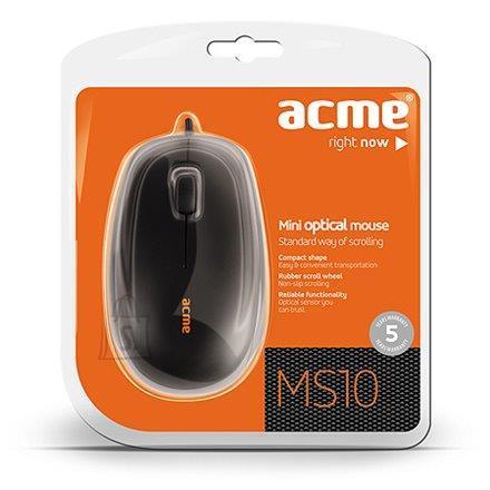 ACME ACME MS10 juhtmega optiline mini-hiir, USB
