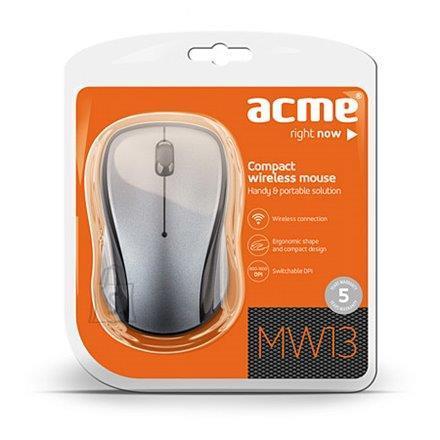 ACME ACME MW13 juhtmevaba hiir, USB