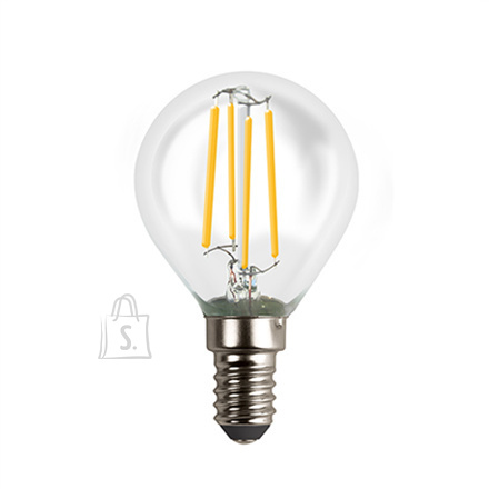 ACME Acme LED filament Globe 4W, 3000K warm white, E14