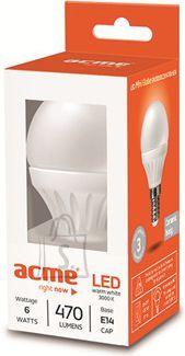 ACME ACME LED Globe 6W, 2700K 470lm, E14