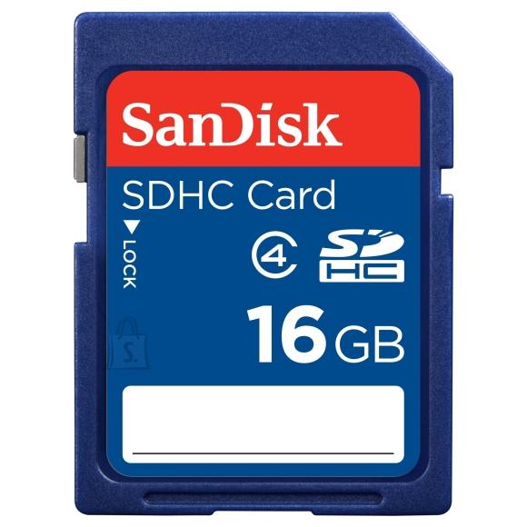 SanDisk SanDisk Secure Digital HC 16 GB