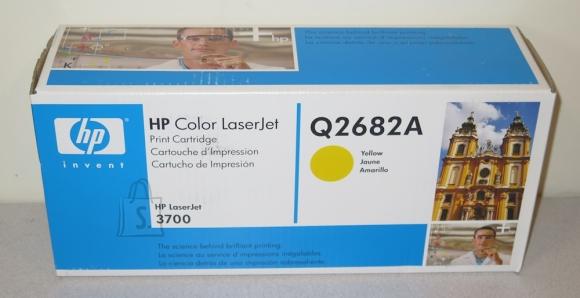 Eesti ost Tooner HP LaserJet 3700 kollane (Q2682A) EOL
