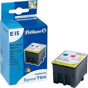 Pelikan Pelikan Epson St.Color 480/580 Värv.(T014401) EOL