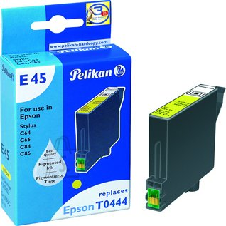 Pelikan Pelikan Epson St. C64/C84 Yellow (T044440) EOL