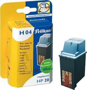 Pelikan Pelikan HP DJ 610/HP20must tint H04(C6614D) EOL