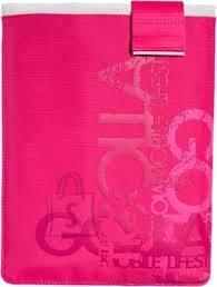 "Golla Golla tahvelarvuti tasku ""Indiana"" 10.1"" roosa (G1486) EOL"