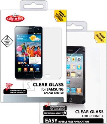 Cellularline Cellular HTC Wildfire ekraanikile, 2tk EOL