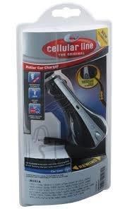 Cellularline Cellular iPhone sissekeritava juhtmega autolaadija 12-24V