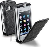Cellularline Cellular Samsung Galaxy S2 I9100 ümbris, Flap (magnetiga), must EOL