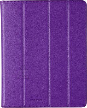 Cellularline Cellular iPad 2/3 ümbris, kunstnahk, magnetiga, lilla EOL