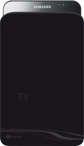 "Cellularline Cellular Samsung Galaxy Tab 7"" puhastav ümbris, must EOL"