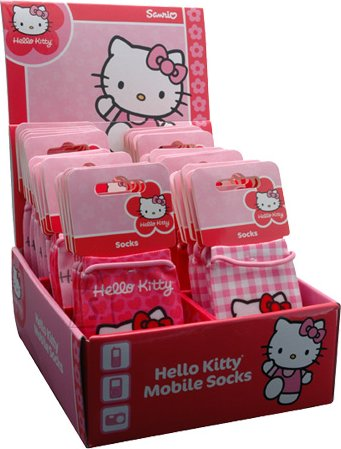 Cellularline Cellular Hello Kitty mobiilisokid, erinevad EOL