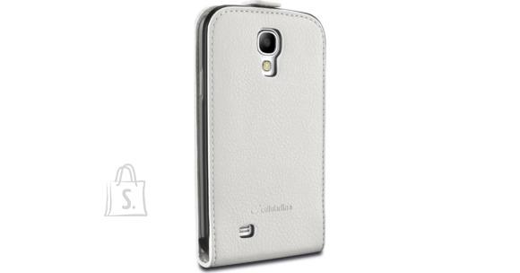 Cellularline Cellular Samsung Galaxy S4 mini ümbris, Flap (magnetiga), valge EOL