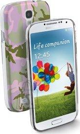 Cellularline Cellular Samsung Galaxy S4 ümbris, Army, roosa EOL