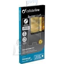 Cellularline Cellulari Universaalne klaas kuni 5,3 tollisele telefonile