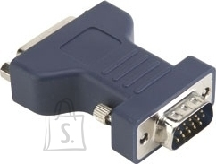 Bandridge Bandridge BCP142 VGA-DVI adapter- 15P HD otsik- DVI-A pesa