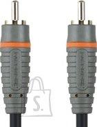 Bandridge Bandridge BAL4801 RCA otsik- RCA otsik Digital Coax 1,0m