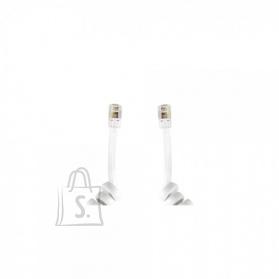 Bandridge TAL2069 Telefoni torukaabel otsik-otsik 6m valge EOL
