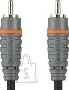 Bandridge Bandridge BAL4802 RCA otsik- RCA otsik Digital Coax 2,0m