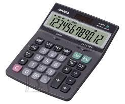 Casio D-120TV Lauakalkulaator 12 numbrit, TAX EOL