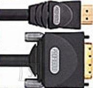 Profigold Profigold PGV1120 HDMI otsik-DVI otsik, 20m EOL