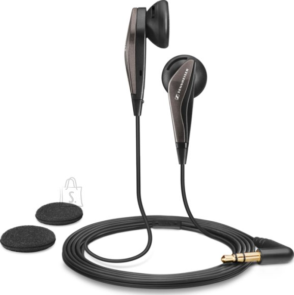 Sennheiser Sennheiser MX375 nööpkõrvaklapid, mustad