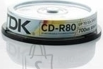 TDK TDK CD-R 52x 80min/700MB 10-torn