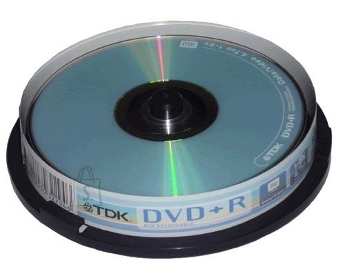 Verbatim VERBATIM DVD+R 4,7GB/16x 10-torn scratch