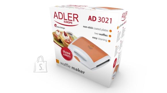 Adler Adler vahvlimasin AD3021 roheline 750W
