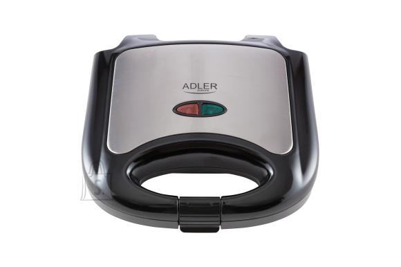 Adler Adler AD3015 võileivagrill 700w, must/metallik