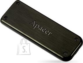 Apacer Apacer mälupulk AH325, 64GB, must