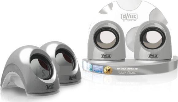 Sweex Sweex USB kõlarid 2.0 värvilised EOL