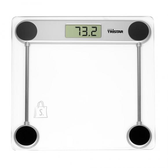 Tristar Tristar vannitoakaal elektrooniline, max 150kg, läbipaistev