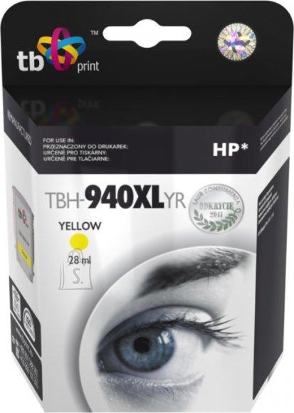TB Print TB Print tint HP OJ Pro 8000 kollane (C4909AE)-28ml EOL