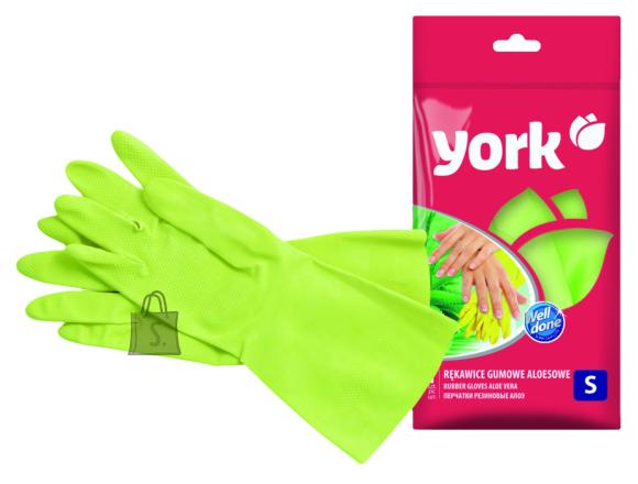 York York Supreme kummikindad, suurus S, ALOE VERA